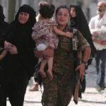 Syria rebels 'cut off IS escape route' through Manbij