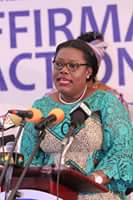 Women Deserve Not Less Than 40% Representation - Nana Oye Lithur