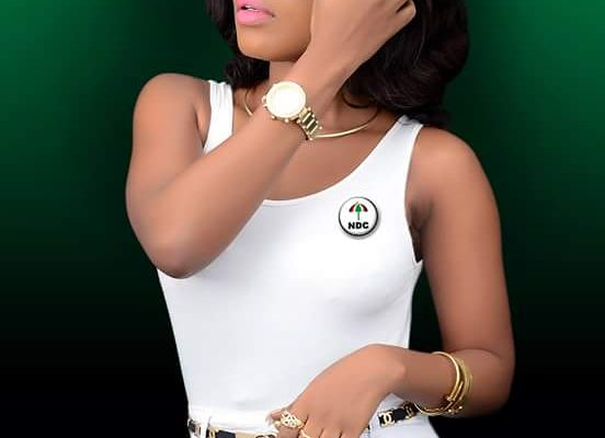 Mzbel unmoved by insults over her support for President Mahama, blames NPP