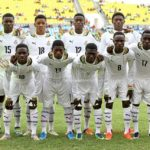 U17 Africa Championship: Ghana qualify despite 4-1 loss to Burkina Faso