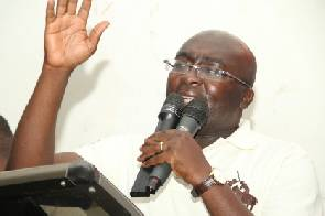 Dr Bawumia, NPP vice presidential candidate