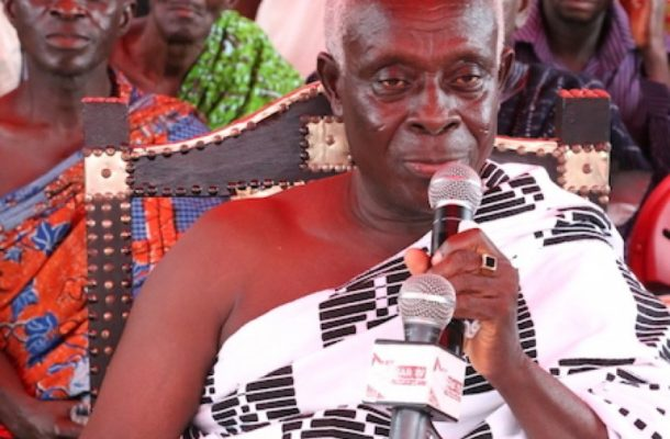 Akufo-Addo will not lie to us - Suaman Chief