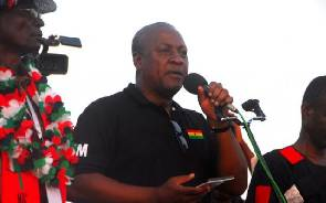 My terminal report is good, vote for me - Mahama appeals