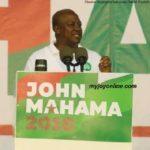 Infrastructural development under me 'unprecedented' – Mahama