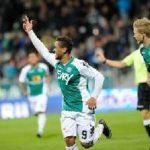 Kevin Mensah scores majestic finish for Esbjerg
