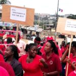 ECG staff court public support in the fight against privatization