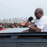 NPP's election petition slowed our performance - Mahama