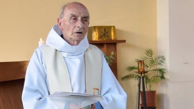 Father Jacques Hamel, 86