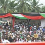 Veep charges foot soldiers for victory