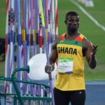 RIO 2016: John Ampomah fails to progress in javelin