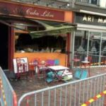 Franc Rouen: Fire kills 13 at birthday party in bar