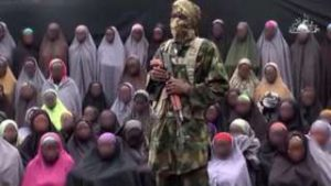 Nigeria Chibok girls: Boko Haram video shows captives