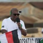 NDC walking in the footsteps of Nkrumah - Mahama