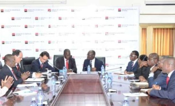 SG Ghana signs $50 million agreement with government