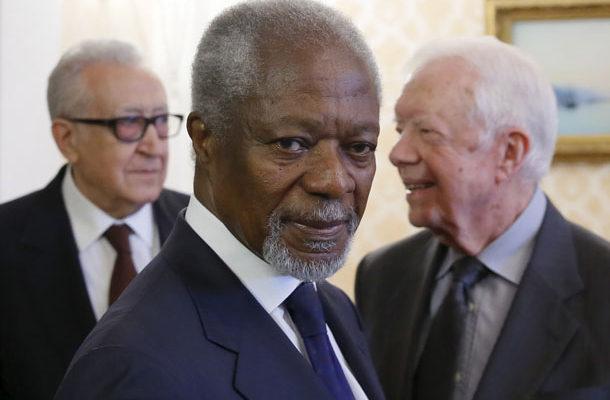 Kofi Annan to Head New Commission on Arakan State
