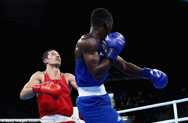 Ghana's Joshua Buatsi Looks destined To Win An Olympic Medal For Britain