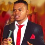 VIDEO:Bishop Obinim whips teenage members of his church openly for fornicating