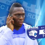 Kenyan side AFC Leopards struggling to register new signing Gilbert Fiamenyo for the season