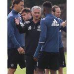 Man United boss Jose Mourinho delighted as Ghanaian Fosu-Mensah returns to training