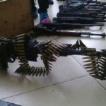 Busted! As large Cargo Of Smuggled Arms From Ghana To US Gets Intercepted