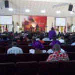 Reverend Adu-Gyamfi assumes office as AABF President