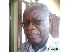 I.K Gyasi