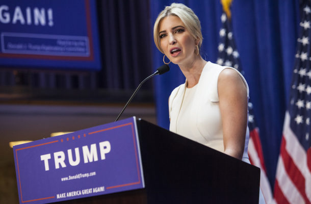 Ivanka Trump hits back at Italian shoemaker's claims that she copied its stiletto designs