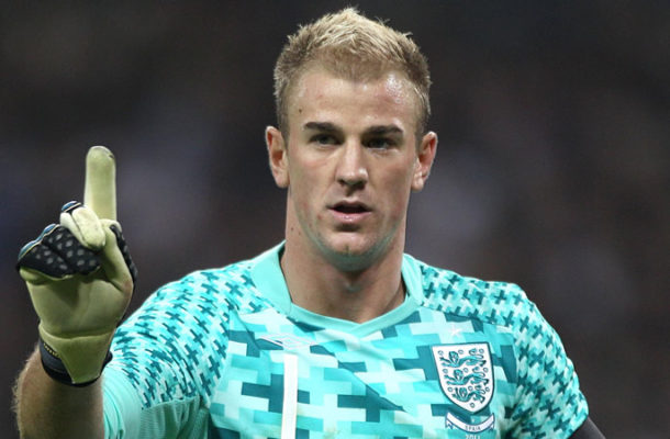 Joe Hart to be named in Allardyce's first England squad
