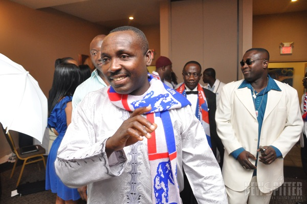 We'll campaign vigorously against Mahama on Montie 3 saga – NPP
