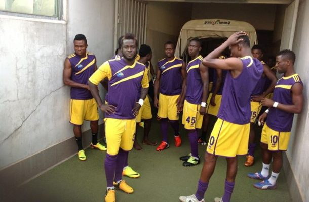 """Medeama """"Unhappy"""" With Heavy Domestic And Africa Fixtures"""