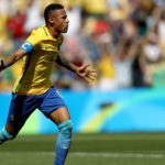 Brazil captain, Neymar scores fastest goal in Olympic football history