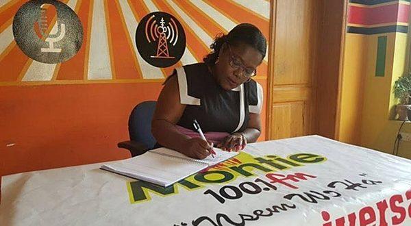 Gender minister, Oye Lithur