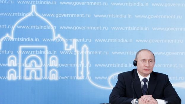 Russia had been among the countries calling for the internet to be controlled by the UN