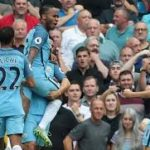 """Raheem puts in two """"Sterling"""" goals as City Beat West Ham 3:1"""