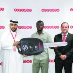 Ghanaian Labourer wins Suzuki in Qatar