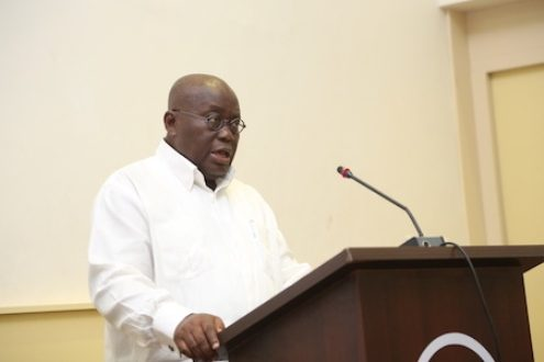 Nana Addo courts Presby church to help fight corruption