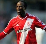 Albert Adomah dropped from Middlesbrough squad over collapse in new deal