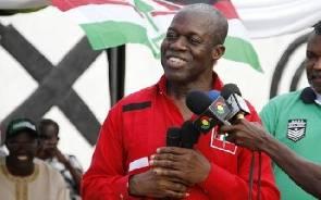 NPP 'Threatening' Ghana With Change—Amissah-Arthur