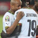 Black Stars Defender Jonathan Mensah Wishes Ayew Speedy Recovery