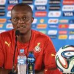 Appiah: Ghana can't rest on achievements to Russia 2018