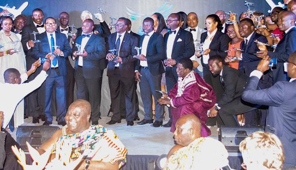 33 Companies, individuals honoured at Aviation Awards