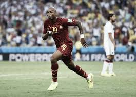 """Swansea City fans label their loyalty to Andre Ayew """"a curse"""""""