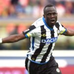 Ghanaian midfielder Agyemang Badu extends contract with Udinese Calcio until 2020