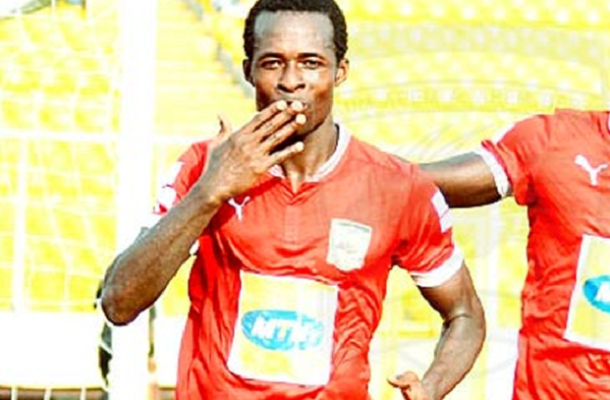 Kotoko's Seidu Bancey suspended for attacking referee after Edubuiase game