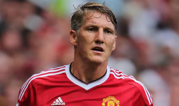 Manchester United will be my last club in Europe- Schweinsteiger