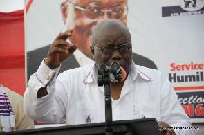 I'll not entertain contract inflation - Nana Addo