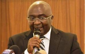 Bawumia announces annual $275m for infrastructure development