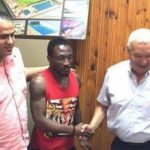 Ex-Ghana striker Ben Acheampong signs for Egyptian side El-Dakhleya