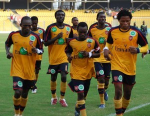Berekum Arsenals declared losers of Match Day 21 fixture