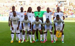 VIDEO: A blast in the past video of Black Stars training camp